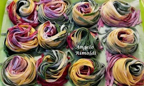 Bavette Tricolore – Pasta Fresca