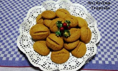 Biscottini di Frolla al Caffè – Ricetta