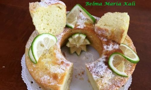 Ciambella al Limone Ricetta Bimby