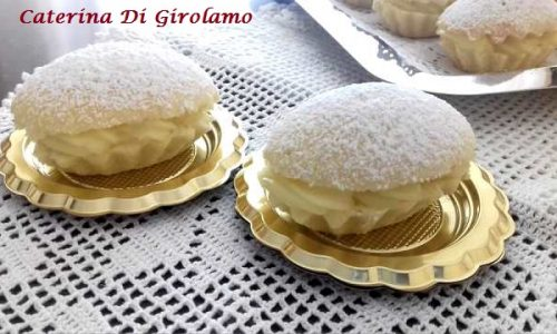 Mini Tortine con Crema Pasticcera