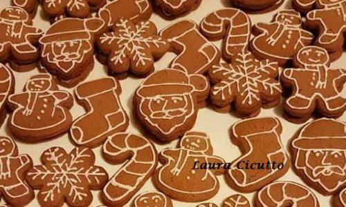 Biscotti di Pan di Zenzero – Ricetta