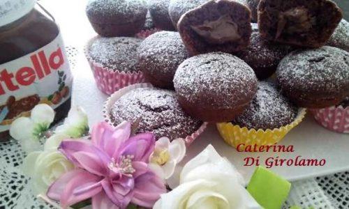 Muffin al Caffè e Nutella – Ricetta