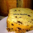 Chiffon Cake Arancia e Cioccolato Fondente
