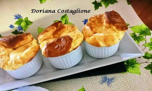 Soufflè Salati al Groviera – Ricetta Montersino
