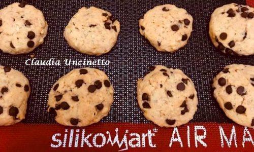 Cookies con Farina di Avena e di Riso