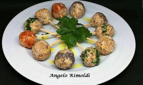 Snack di Pesce Speziato – Ricetta